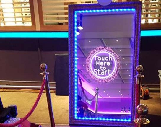 Selfie Mirror and Photo Booth Hire Galway Limerick Athlone -
