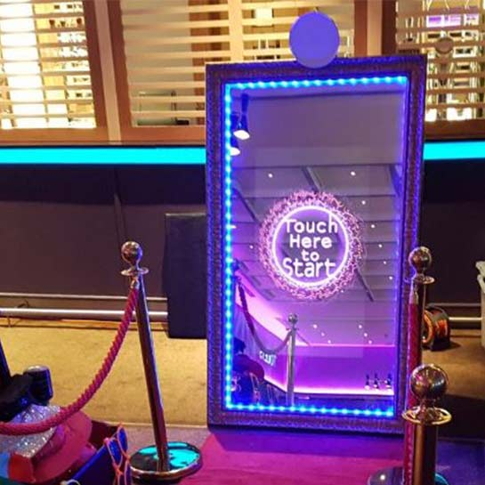 Magic Selfie Mirror Hire Galway Limerick Athlone And Mayo