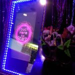 Photo Booth Selfie Mirror Christmas Party